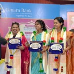 Womens day celebration & Inauguration of Canara Bank